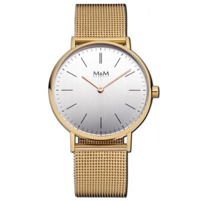 ساعت مچی مردانه اصل |برند ام اند ام | مدل M11892-232