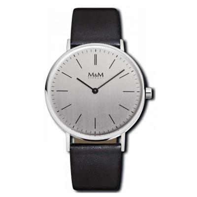 ساعت مچی مردانه اصل |برند ام اند ام | مدل M11892-442