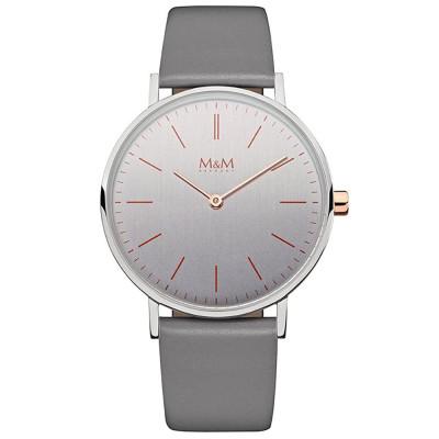 ساعت مچی زنانه اصل |برند ام اند ام | مدل M11892-862