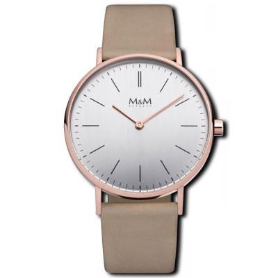 ساعت مچی زنانه اصل |برند ام اند ام | مدل M11892-992