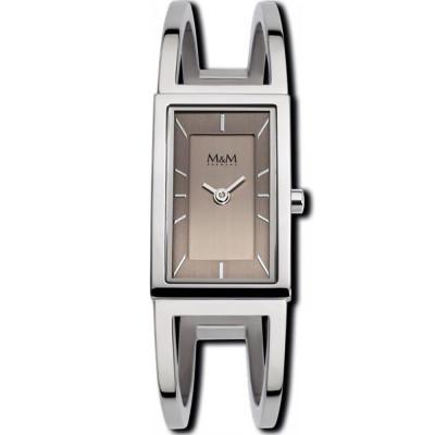 ساعت مچی زنانه اصل |برند ام اند ام | مدل M11894-147
