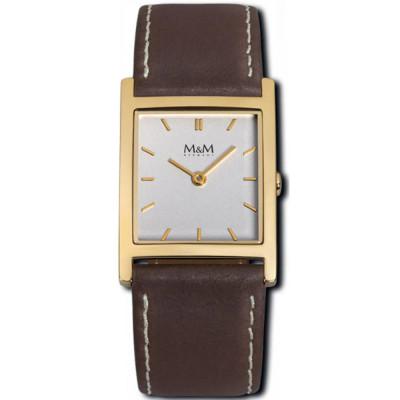 ساعت مچی زنانه اصل |برند ام اند ام | مدل M11897-532