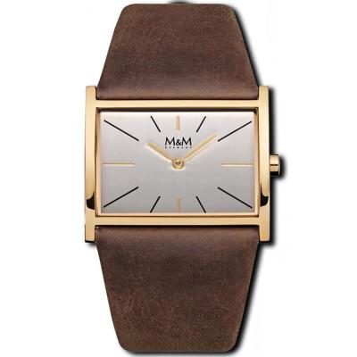 ساعت مچی زنانه اصل |برند ام اند ام | مدل M11905-532