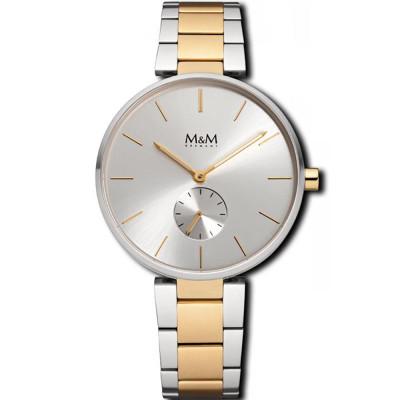 ساعت مچی زنانه اصل  برند ام اند ام   مدل M11923-362