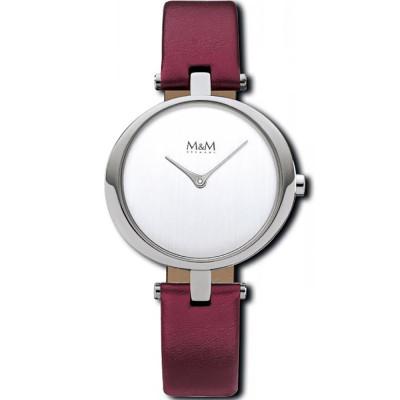 ساعت مچی زنانه اصل |برند ام اند ام | مدل M11931-532