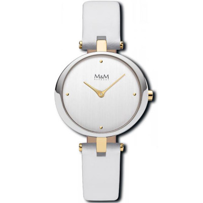 ساعت مچی زنانه اصل |برند ام اند ام | مدل M11931-762