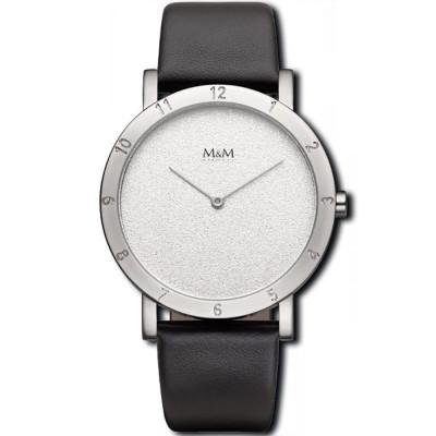 ساعت مچی مردانه اصل |برند ام اند ام | مدل M11934-422