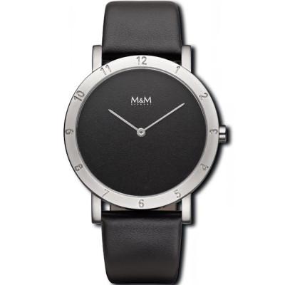 ساعت مچی مردانه اصل |برند ام اند ام | مدل M11934-425