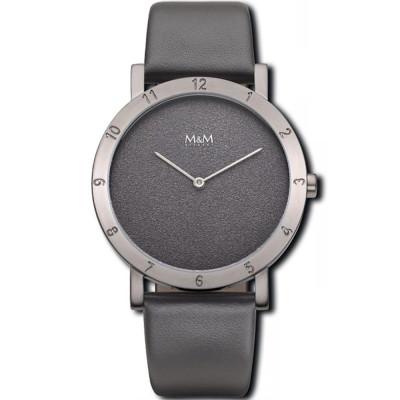 ساعت مچی مردانه اصل |برند ام اند ام | مدل M11934-897