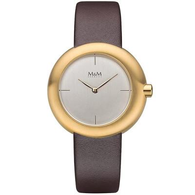 ساعت مچی زنانه اصل |برند ام اند ام | مدل M11936-512