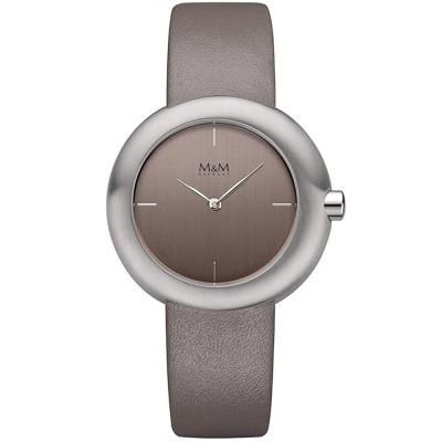 ساعت مچی زنانه اصل |برند ام اند ام | مدل M11936-827