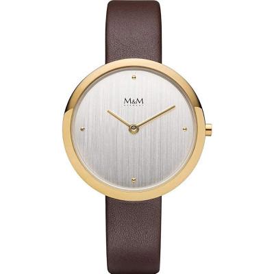 ساعت مچی زنانه اصل |برند ام اند ام | مدل M11944-532