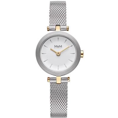 ساعت مچی زنانه اصل |برند ام اند ام | مدل M11945-052
