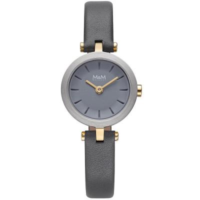 ساعت مچی زنانه اصل |برند ام اند ام | مدل M11945-868