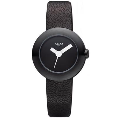 ساعت مچی زنانه اصل |برند ام اند ام | مدل M11948-485