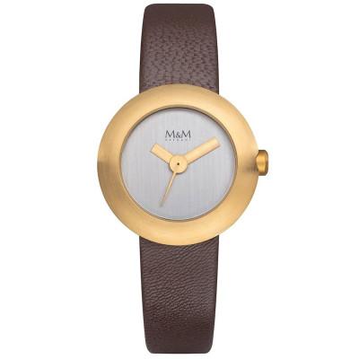 ساعت مچی زنانه اصل |برند ام اند ام | مدل M11948-512