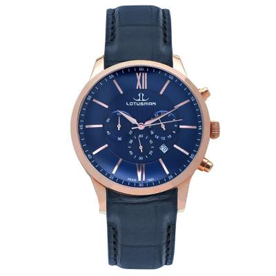 ساعت مچی مردانه اصل | برند لوتوسمن | مدل M904PCUU
