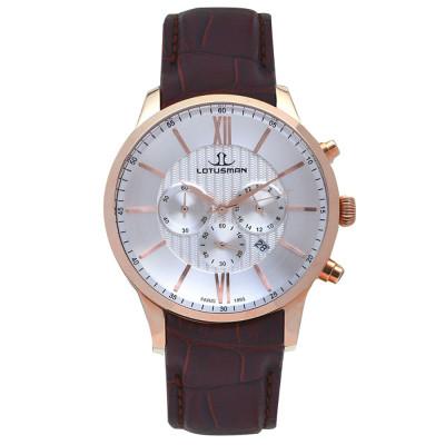ساعت مچی مردانه اصل | برند لوتوسمن | مدل M904PCYW