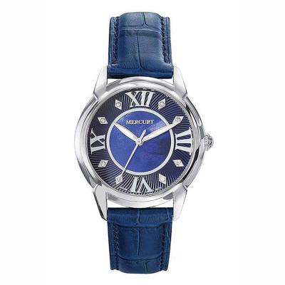 ساعت مچی زنانه اصل | برند مرکوری | مدل ME360-SL-D-9