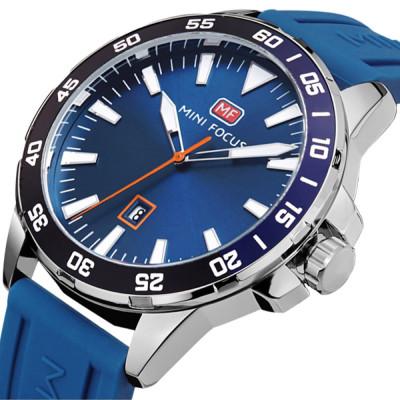 ساعت مچی مردانه اصل | برند مینی فوکوس | مدل MF0020.02