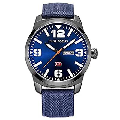 ساعت مچی مردانه اصل | برند مینی فوکوس | مدل MF0032G.02