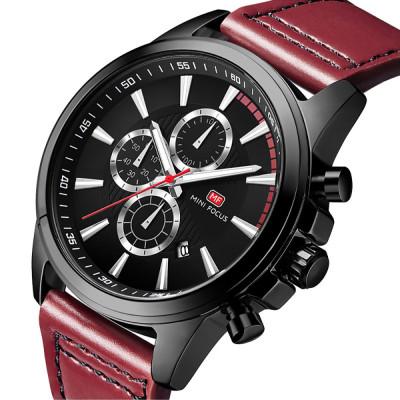 ساعت مچی مردانه اصل | برند مینی فوکوس | مدل MF0129.04
