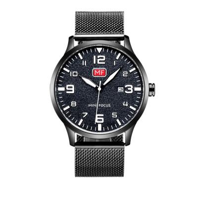 ساعت مچی مردانه اصل | برند مینی فوکوس | مدل MF0158g.08