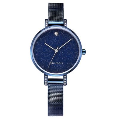 ساعت مچی زنانه اصل | برند مینی فوکوس | مدل MF0160l.03