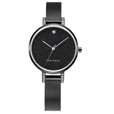 ساعت مچی زنانه اصل | برند مینی فوکوس | مدل MF0160l.04