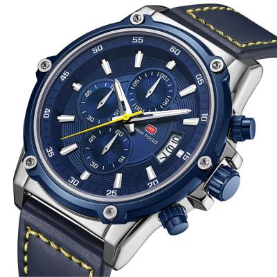 ساعت مچی مردانه اصل | برند مینی فوکوس | مدل MF0175.03