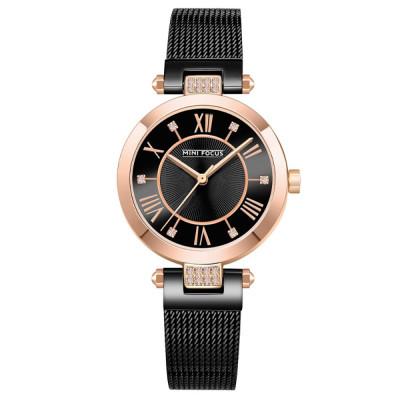 ساعت مچی زنانه اصل | برند مینی فوکوس | مدل MF0215l.03