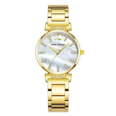 ساعت مچی زنانه اصل | برند مینی فوکوس | مدل MF0227l.02