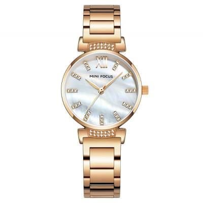 ساعت مچی زنانه اصل | برند مینی فوکوس | مدل MF0227l.03