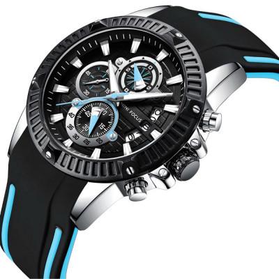 ساعت مچی مردانه اصل | برند مینی فوکوس | مدل MF0244.03