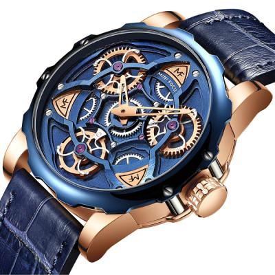 ساعت مچی مردانه اصل | برند مینی فوکوس | مدل MF0249.04