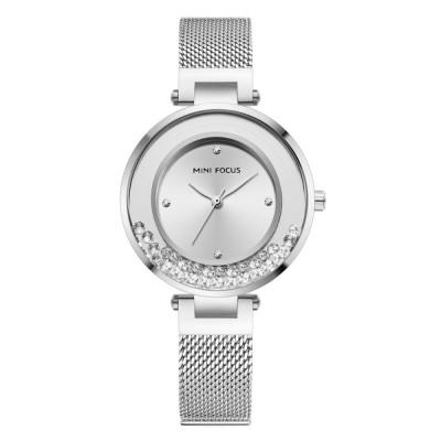 ساعت مچی زنانه اصل | برند مینی فوکوس | مدل MF0254l.01