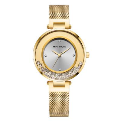 ساعت مچی زنانه اصل | برند مینی فوکوس | مدل MF0254l.03