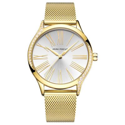 ساعت مچی زنانه اصل | برند مینی فوکوس | مدل MF0259l.01