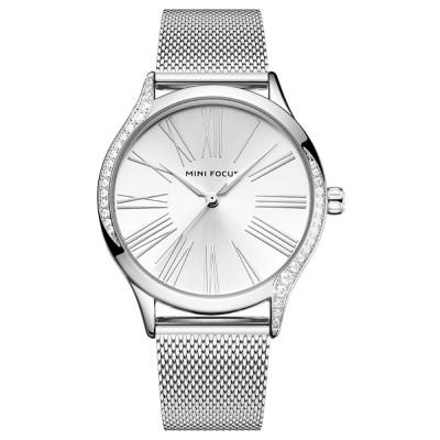 ساعت مچی زنانه اصل | برند مینی فوکوس | مدل MF0259l.02