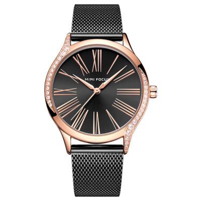 ساعت مچی زنانه اصل | برند مینی فوکوس | مدل MF0259l.03