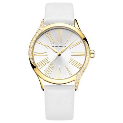 ساعت مچی زنانه اصل | برند مینی فوکوس | مدل MF0259l.07