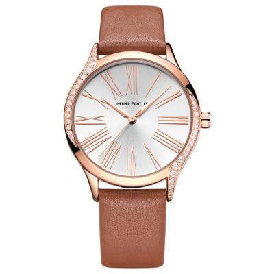 ساعت مچی زنانه اصل | برند مینی فوکوس | مدل MF0259l.08