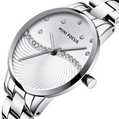 ساعت مچی زنانه اصل | برند مینی فوکوس | مدل MF0263.02