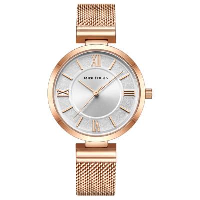 ساعت مچی زنانه اصل | برند مینی فوکوس | مدل MF0272l.01