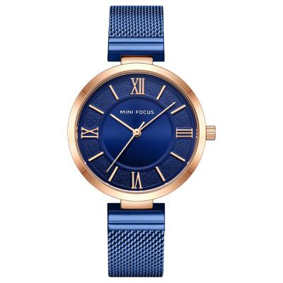 ساعت مچی زنانه اصل | برند مینی فوکوس | مدل MF0272l.04