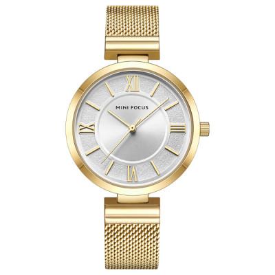 ساعت مچی زنانه اصل | برند مینی فوکوس | مدل MF0272l.05