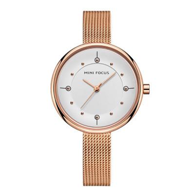 ساعت مچی زنانه اصل | برند مینی فوکوس | مدل MF0274l.01