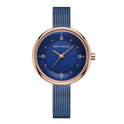 ساعت مچی زنانه اصل | برند مینی فوکوس | مدل MF0274l.04