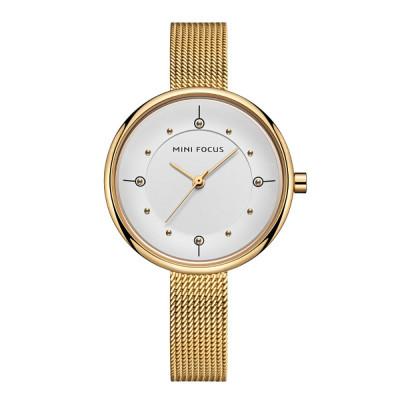 ساعت مچی زنانه اصل | برند مینی فوکوس | مدل MF0274l.05
