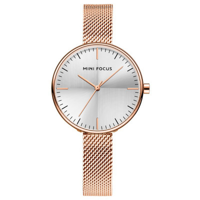 ساعت مچی زنانه اصل | برند مینی فوکوس | مدل MF0275l.01
